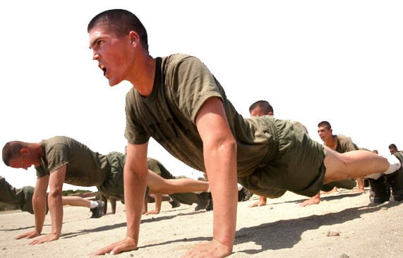 men's military haircuts butch cut
