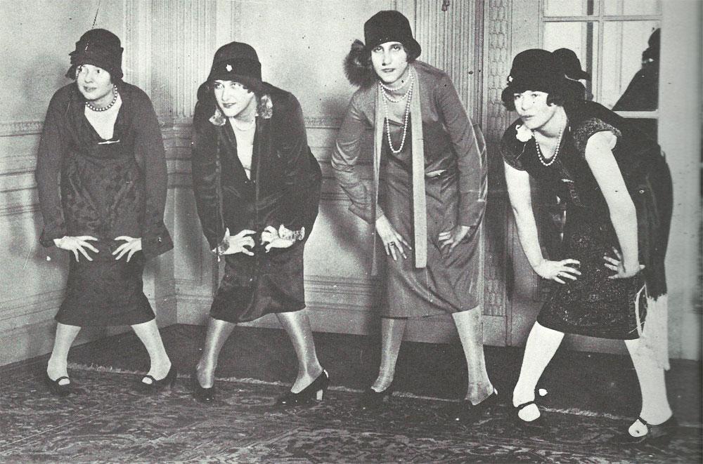 Photographs from the 1920s - HAIR AND MAKEUP ARTIST HANDBOOK