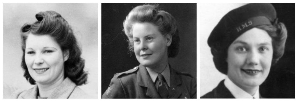 1940s women's hairstyles