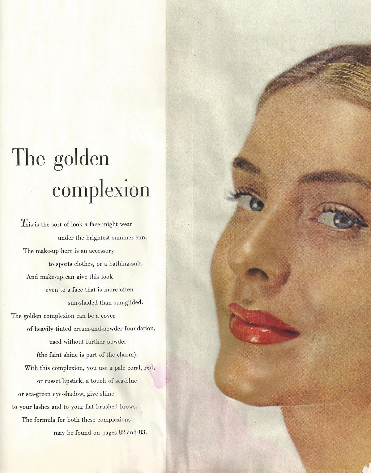 Women's 1940s Makeup: An Overview - Hair and Makeup Artist ...