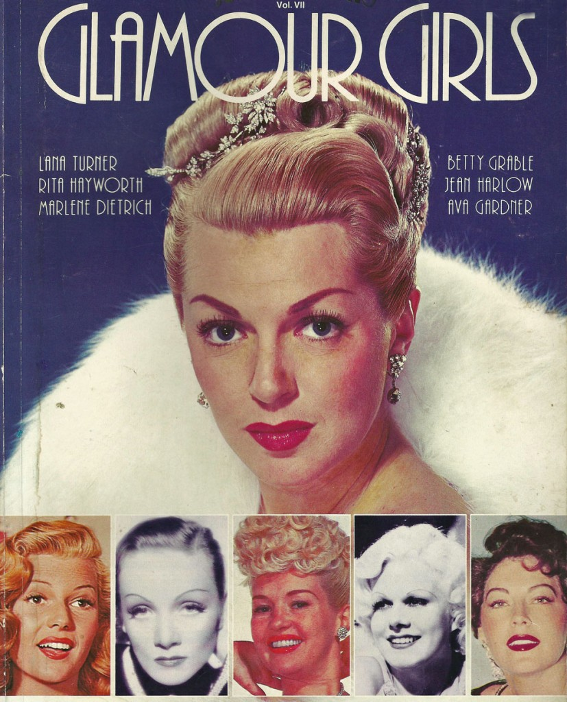 Glamour girls of the movies