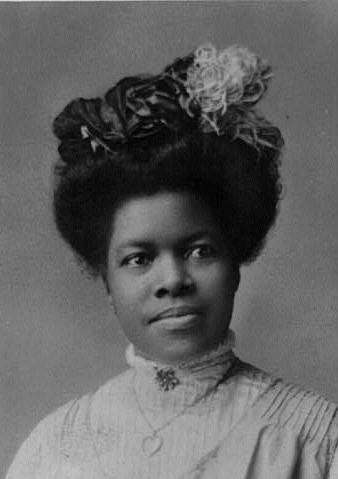 Nannie Helen Burroughs in 1909