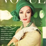 Vogue covers 1961