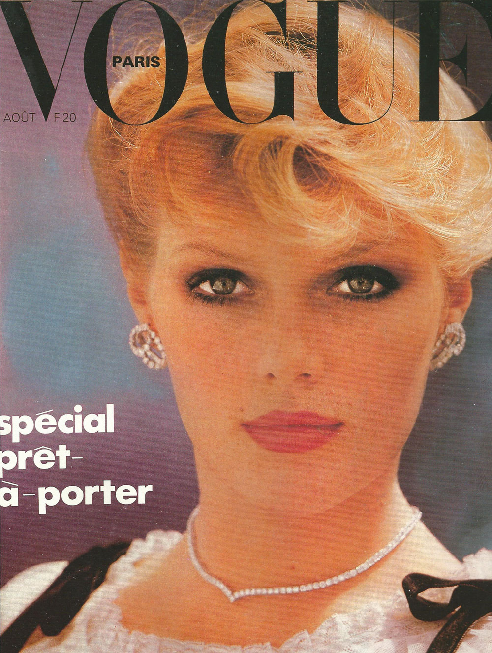 1970s Paris Vogue Hair And Makeup Artist Handbook