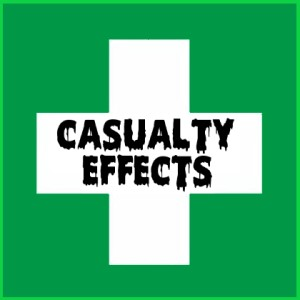 Casualty makeup effects