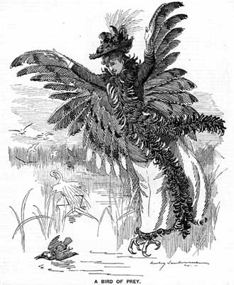 Punch cartoon 1892