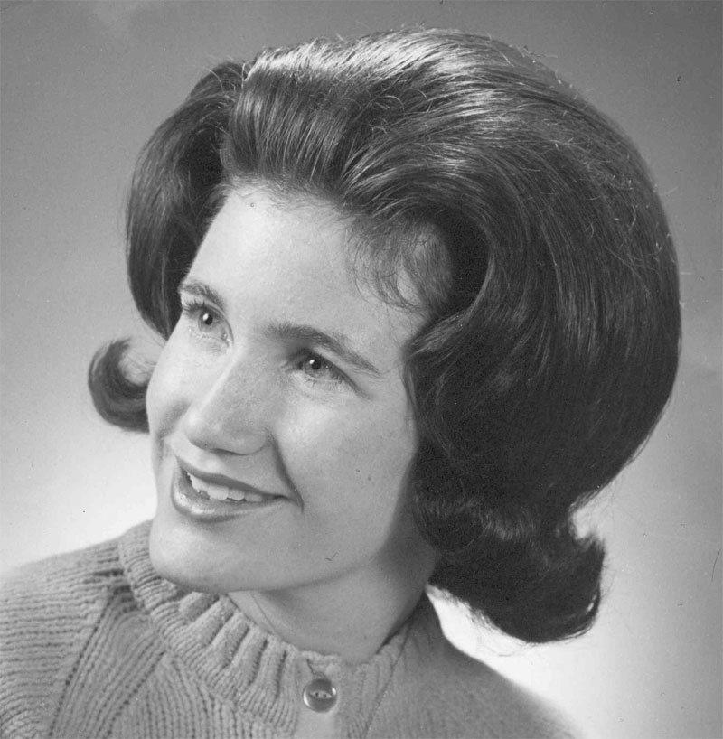 Bouffant Hairstyles 1960s