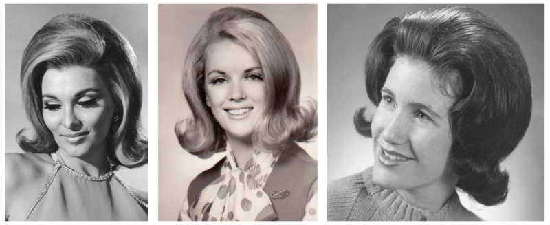 Women S 1960s Hairstyles An Overview Hair And Makeup Artist Handbook