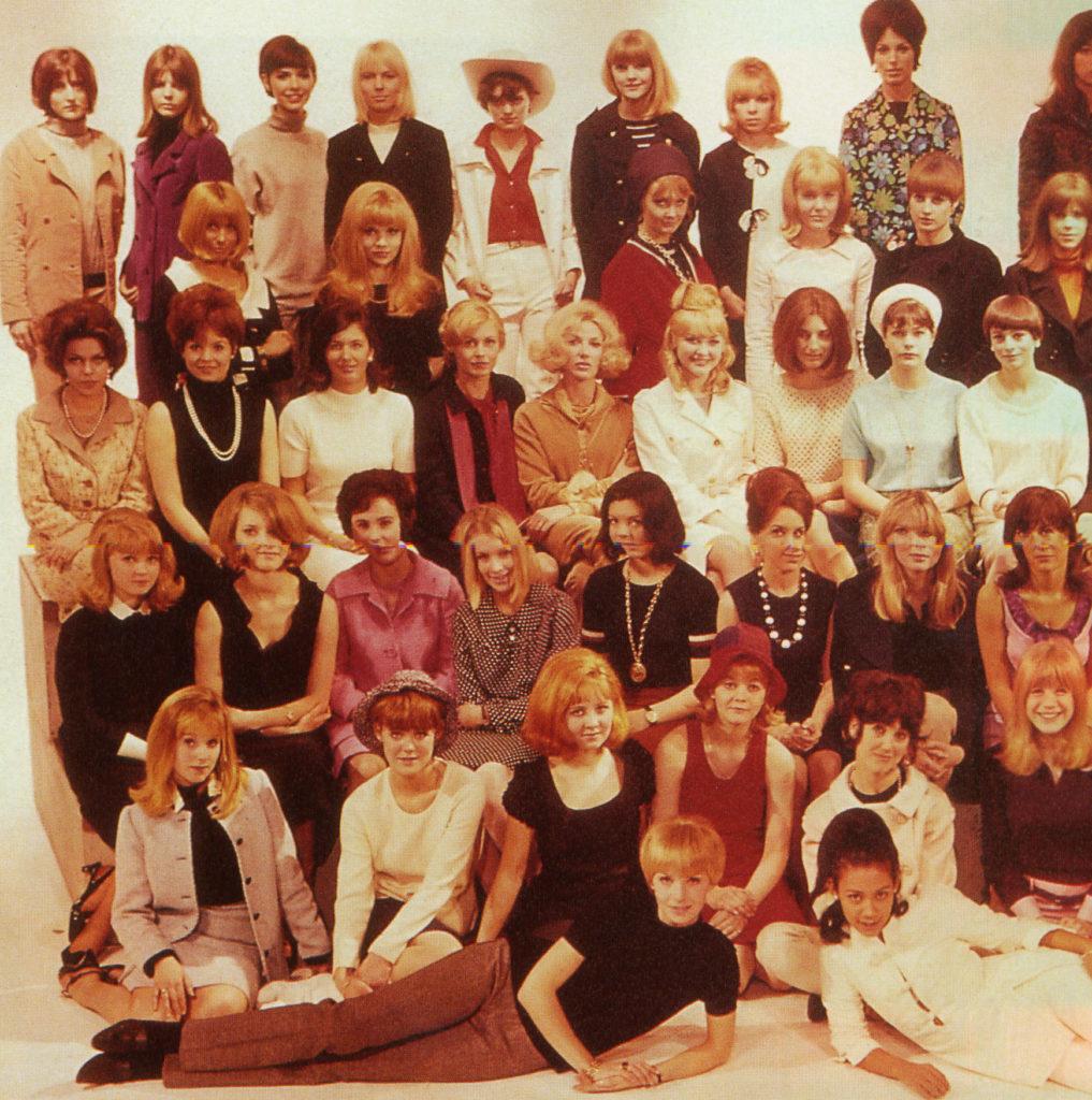 women's 1960s hairstyles