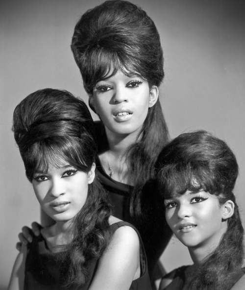 Beehives on The Ronettes