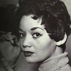 Singer Lita Rosa (1953)