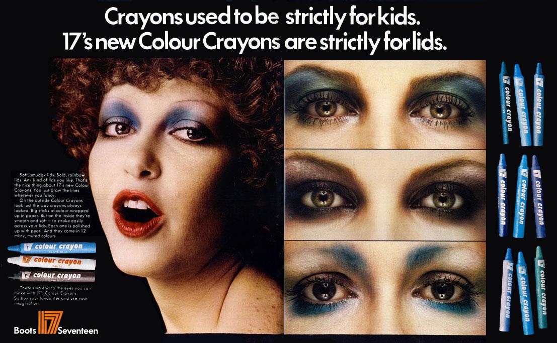 70s Makeup Images 70s Makeup Ads