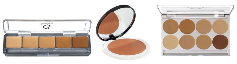 makeup foundation formulations