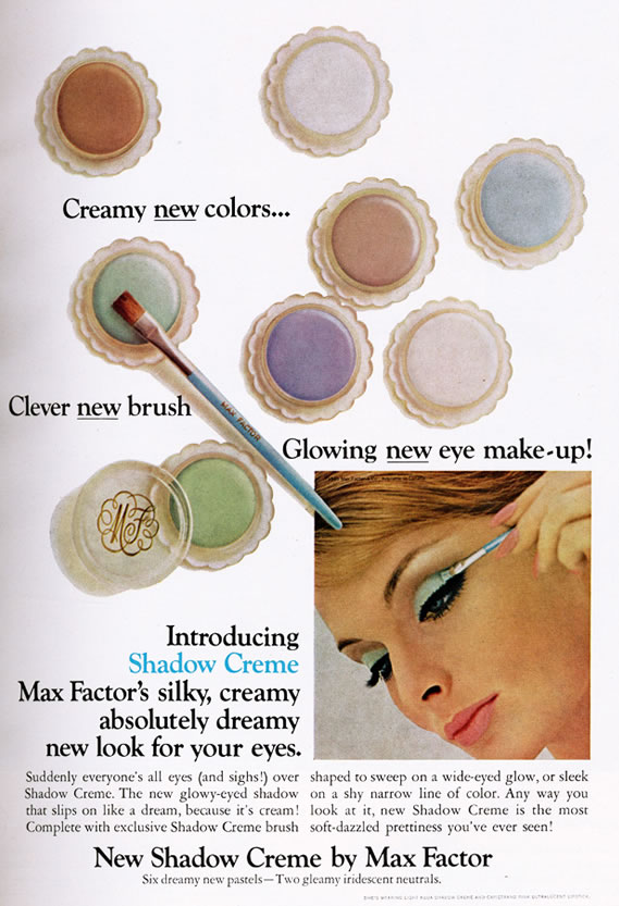 Max Factor Shadow Cream