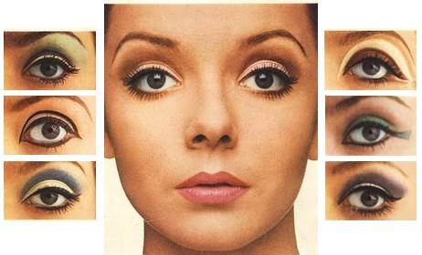Women S 1960s Makeup An Overview