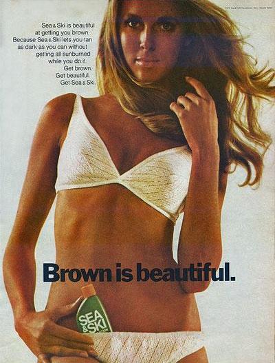Sea & Ski - suntan (1970s)