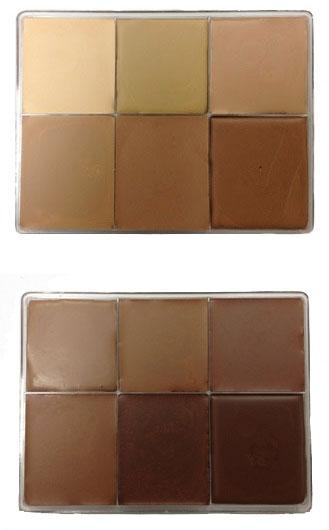 Le Maquillage palettes