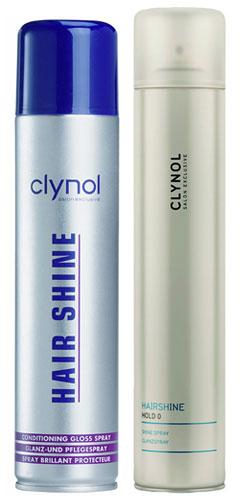 Clynol Hair Shine