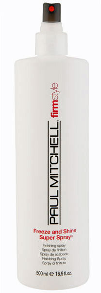 Paul Mitchell Freeze and Shine