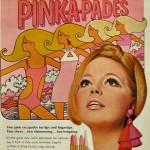 Max Factor Pink-A-Pades (1967)