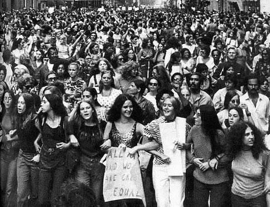 1970 womens lib