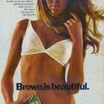 Sea & Ski suntan 1970s beauty advert
