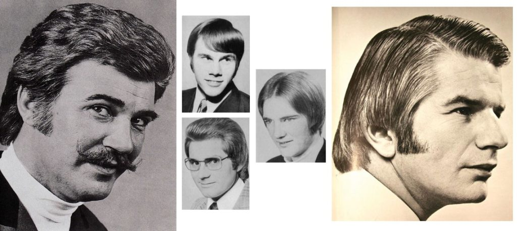 Groovy Mens 1970S Hairstyles An Overview Hair And Makeup Artist Handbook Natural Hairstyles Runnerswayorg