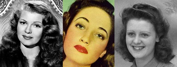 1940s looks