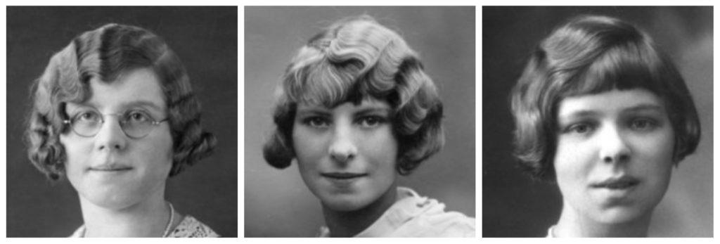 women's 1920s hairstyles
