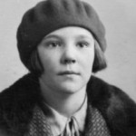 photographs 1920s beret