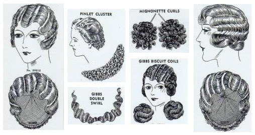 Women S 1920s Hairstyles An Overview Hair And Makeup Artist Handbook