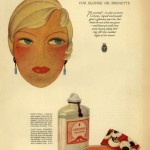 Coty Tan advert 1929