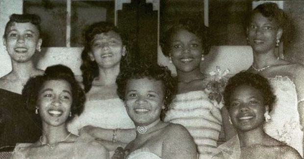 Black women in 1950s
