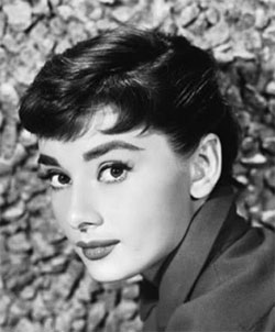 A Really Short Elfin Hairstyle That Emerged In The Early 1950s Worn Most Noticeably By Audrey Hepburn Pictured