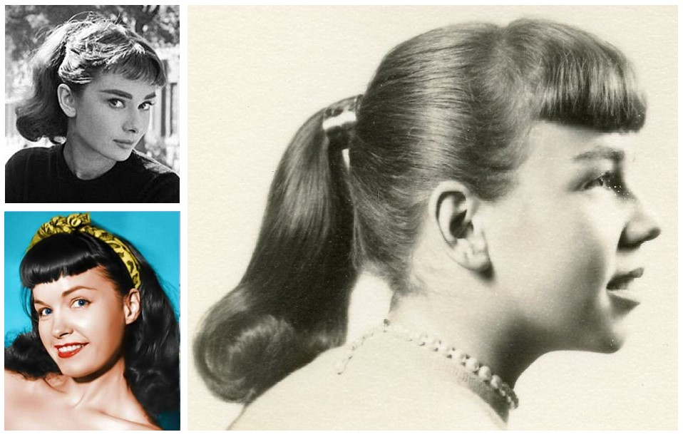 Women's 1950s Hairstyles: An Overview - Hair and Makeup Artist ...