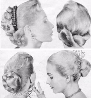 Ways to use false hair (1956)