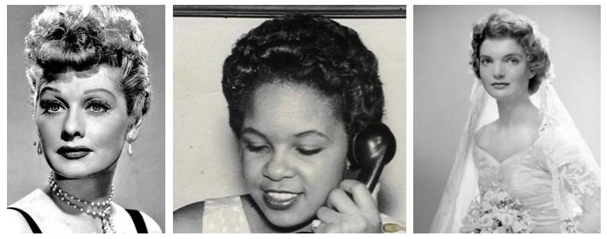 Women S 1950s Hairstyles An Overview Hair And Makeup Artist Handbook