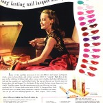Hair and Beauty Adverts from the 1940s