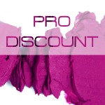 Pro Discounts for Makeup Artists