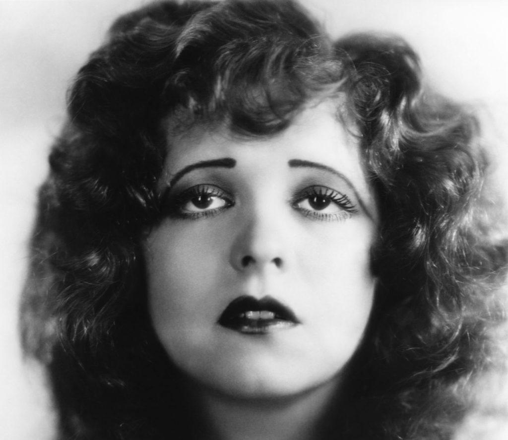 1920s makeup Clara Bow