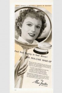1940 - Anna Neagle for MF
