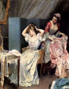 lady's maid