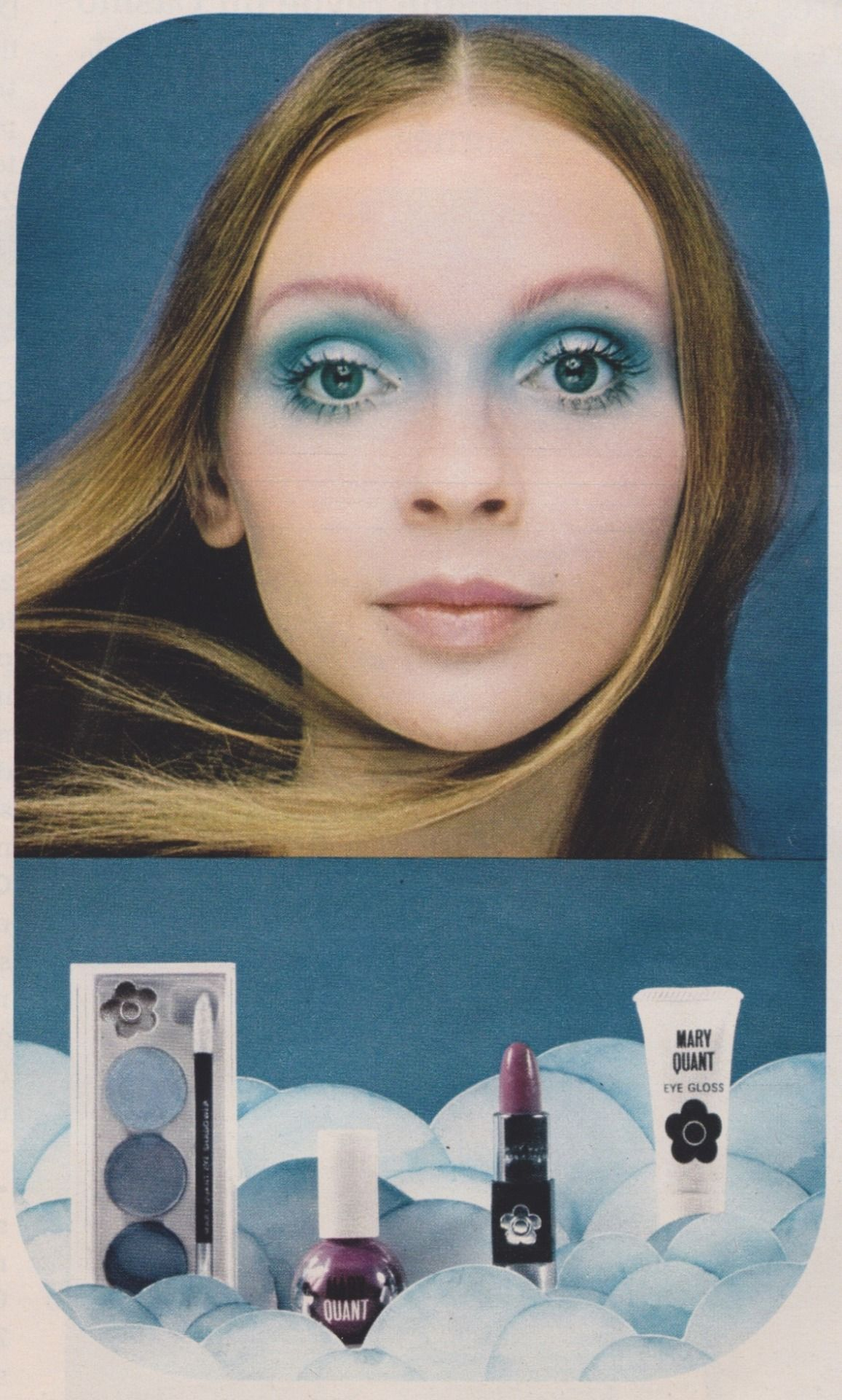 Hair Beauty Adverts From The 1970s