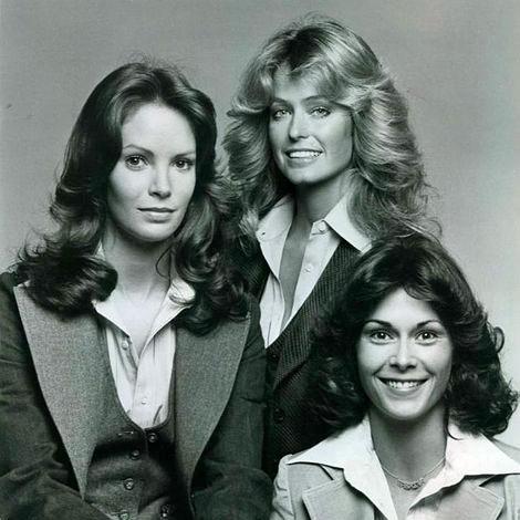 women's 1970s hairstyles