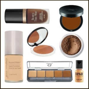 choose makeup foundation