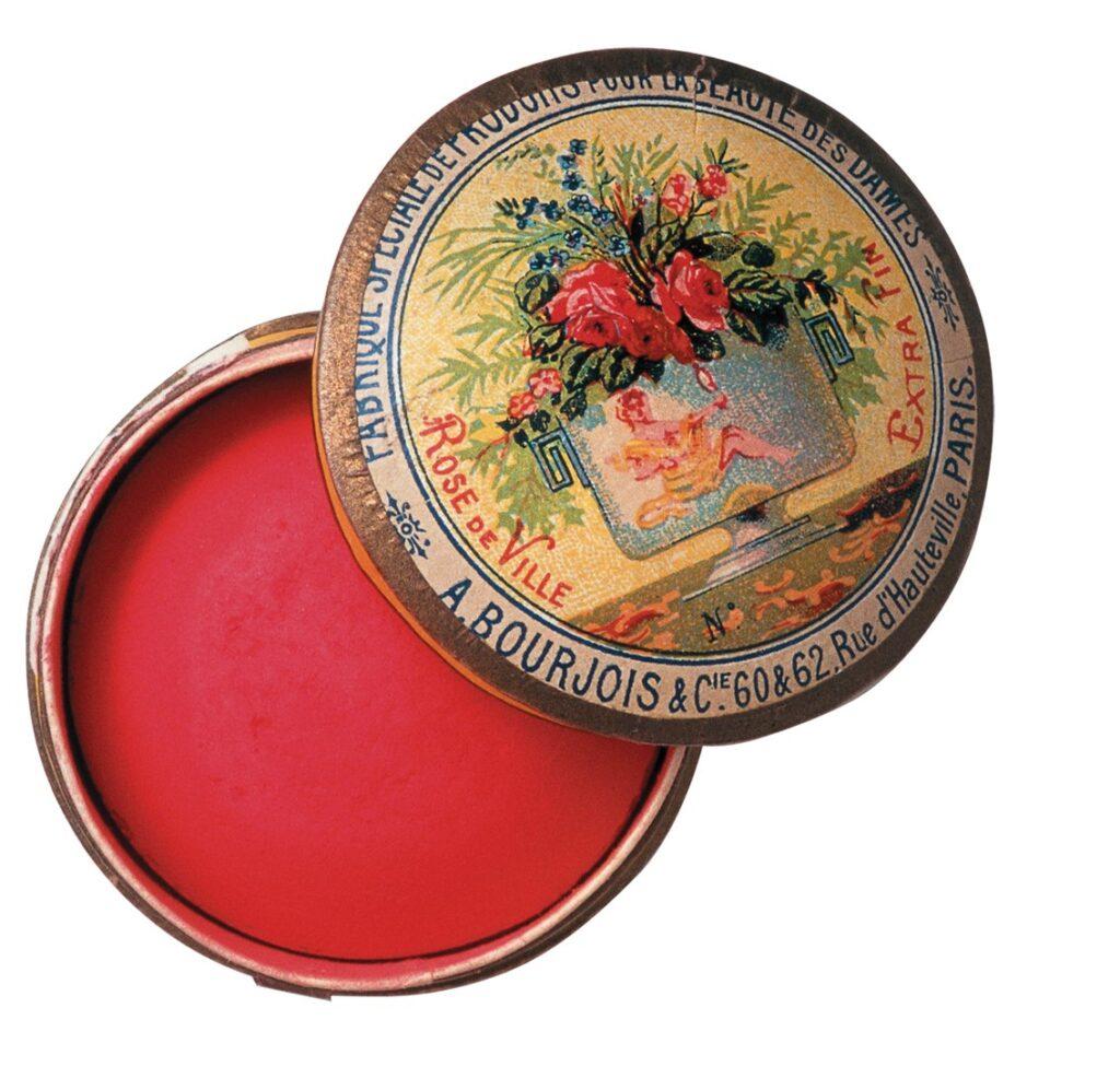 Bourjois rouge 1863